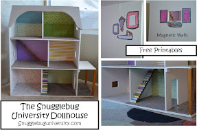 Dollhouse Remodel