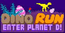 Jogo Dino Run Enter Planet D