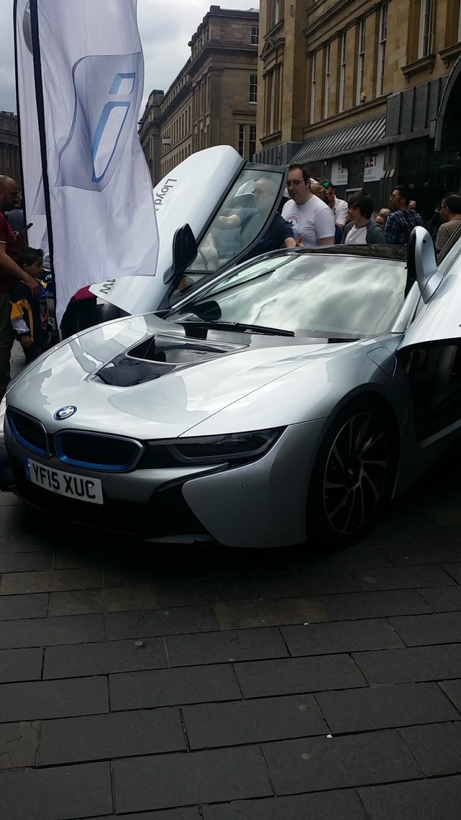 Newcastle Car Show