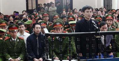 Católicos processados em Hanoi