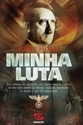 """Ministério Público pede apreensão do livro  """"Minha Luta"""""""
