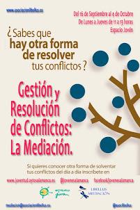NUEVO Curso Mediación y Resolución de Conflictos