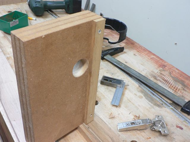 The Thousand-Dollar Shop: 35mm hinge boring jig . . . without a ...