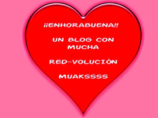 UN BLOG CON MUCHA RED-VOLUCIÓN