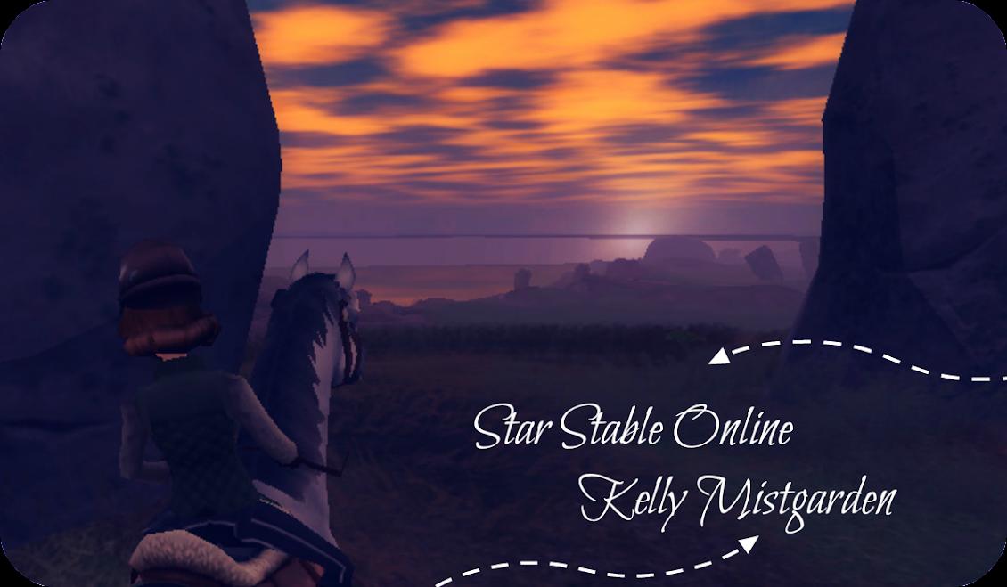 Star Stable Online - Kelly Mistgarden