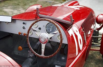1947 Ferrari 166 corsa spider