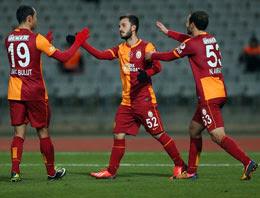Galatasaray - Akhisar Belediye canlı izle