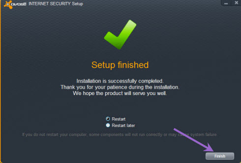 Computer Tricks 4 u: How to Activate Avast Internet Security 7 with