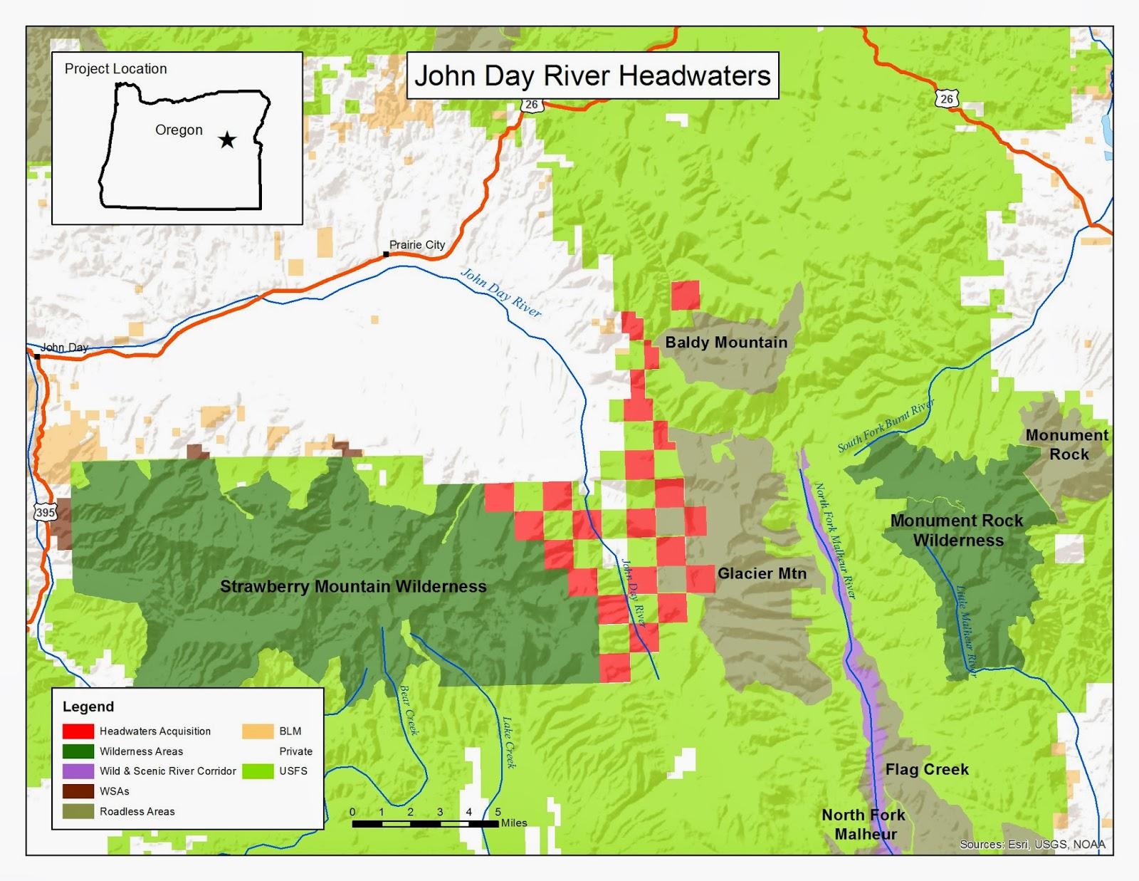 Elk Tracks RMEF Opens  Acres Of Oregon Elk Country Secures - Map us land acquisitions