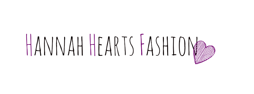 Hannah Hearts Fashion