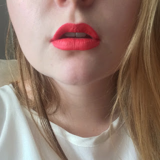 stila stay all day liquid lipstick in venezia swatch 2