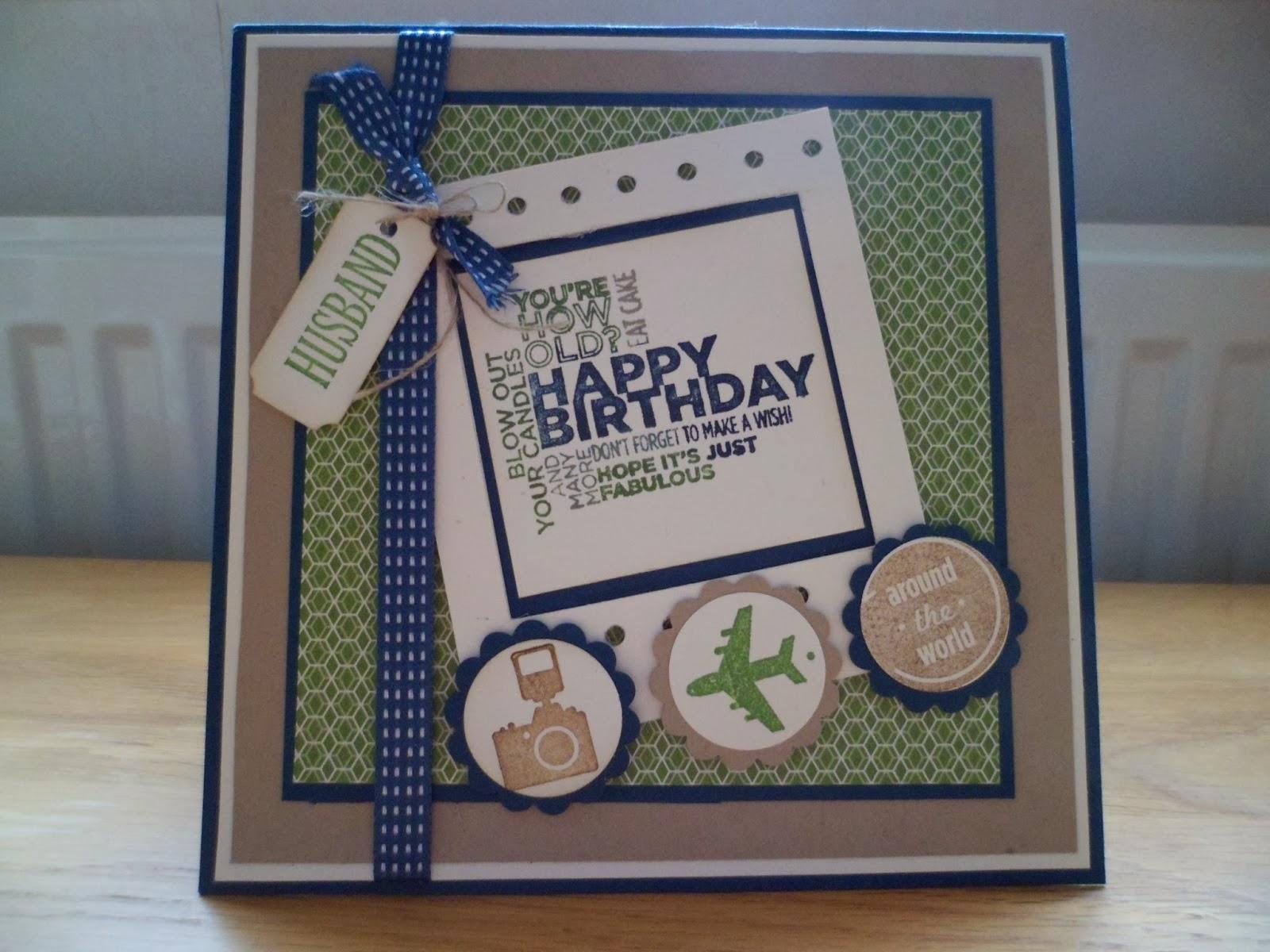 Lindas Craft Room Forgotten Birthday Cards – Photographer Birthday Card