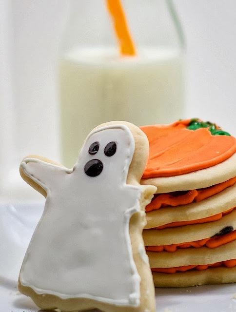 Biscotti di Halloween - Ricette Facili