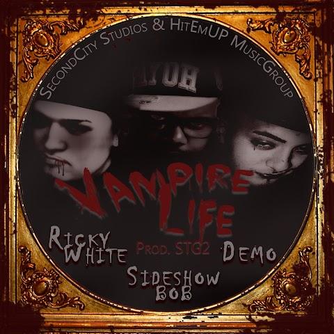 Ricky White x Demo x Sideshow Bob - Vampire Life