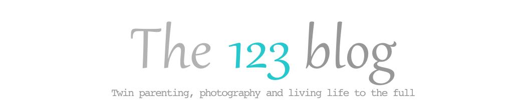 1, 2, 3, blog
