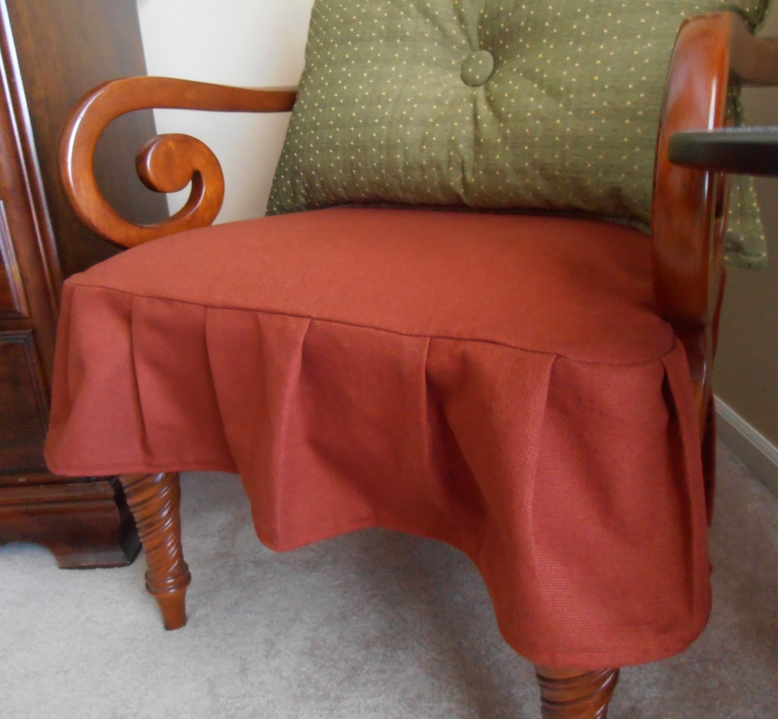 Diy Chair Slipcovers Viewing Gallery