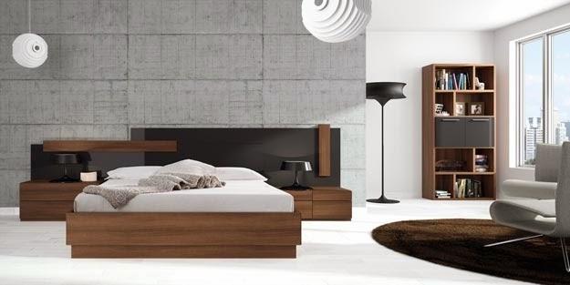 Muebles y decoraci n de interiores marzo 2014 for Dormitorios super modernos