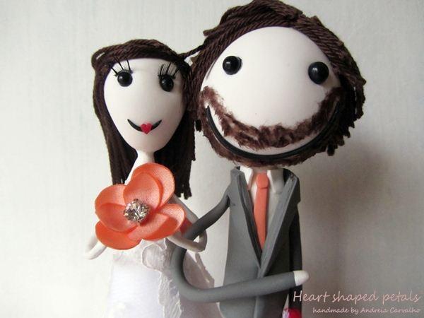 topo de bolo casamentos