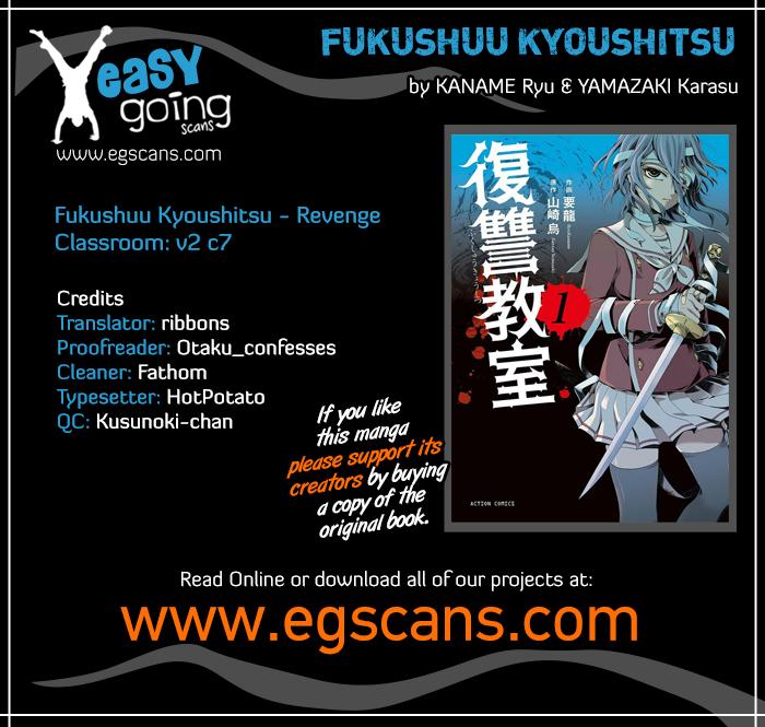 Fukushuu Kyoushitsu chap 7 - Trang 2