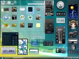 Download 63 Gadget Keren Untuk Windows 7 dan Vista