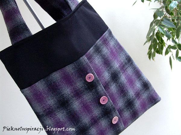 Własnoręcznie szyte torby na zamówienie, do kupienia, na prezent, dla kobiety, kup teraz, torba, torebka, na ramię, nietypowa, Justyna Wójcik