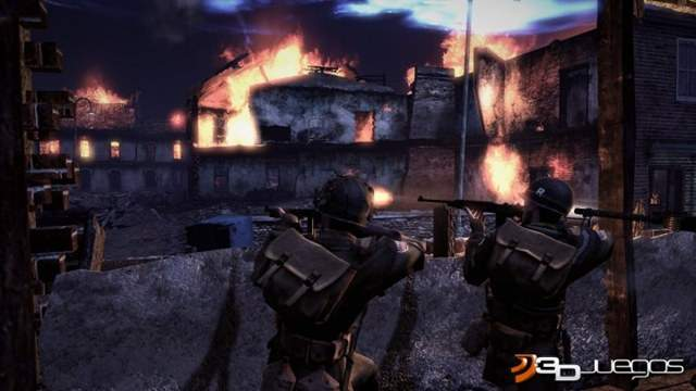Brothers In Arms Hells Highway PC Full Español Descargar