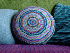 Round Cushion # 1