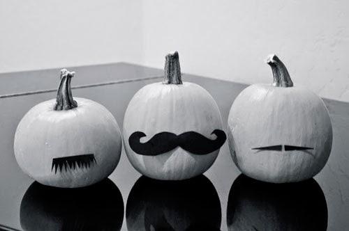 Calabazas Decoradas para Halloween, I Parte