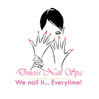 nail logo beauty nails pinterest nail salons