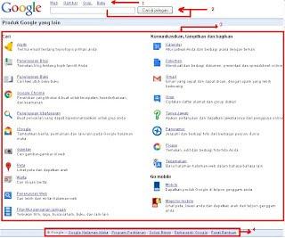 Mengenal Produk Google Secara Mudah dan Cepat