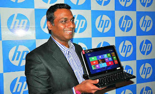 HP launches ElitePad