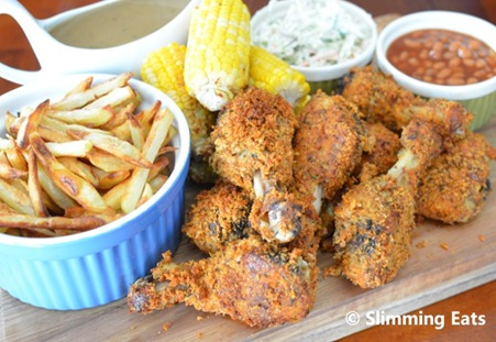 Recipe Inspiration!: Slimming World KFC Style Chicken ...