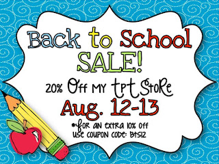 photo of: Back to School Sale at Teacher's Pay Teachers