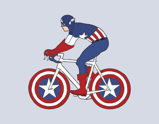 Imagenes de bicicletas de caricatura - Imagui