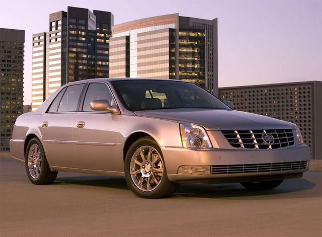 Cadillac DTS | キャデラック・DTS(2006-2011)