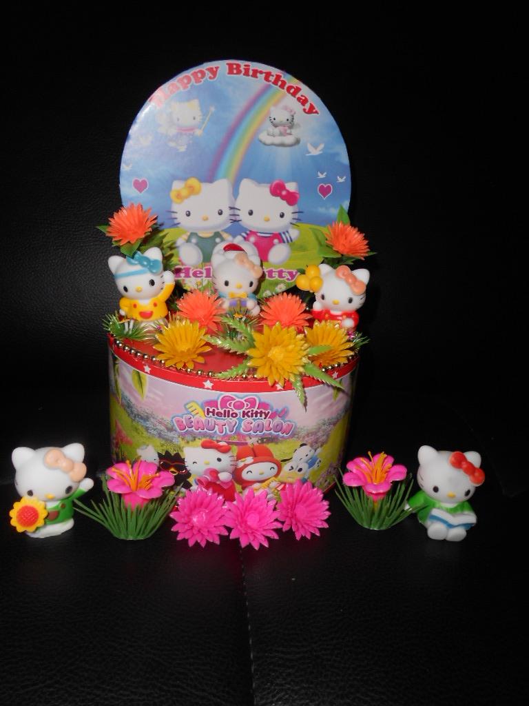 Hiasan Kue Ulang Tahun / Aksesoris Kue Ulang Tahun: Hiasan Kue Ultah ...