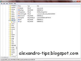 Cara Blok USB Flashdisk Di Komputer
