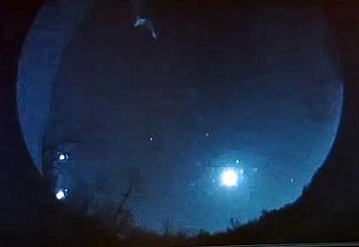 UFO Over The Carolina's