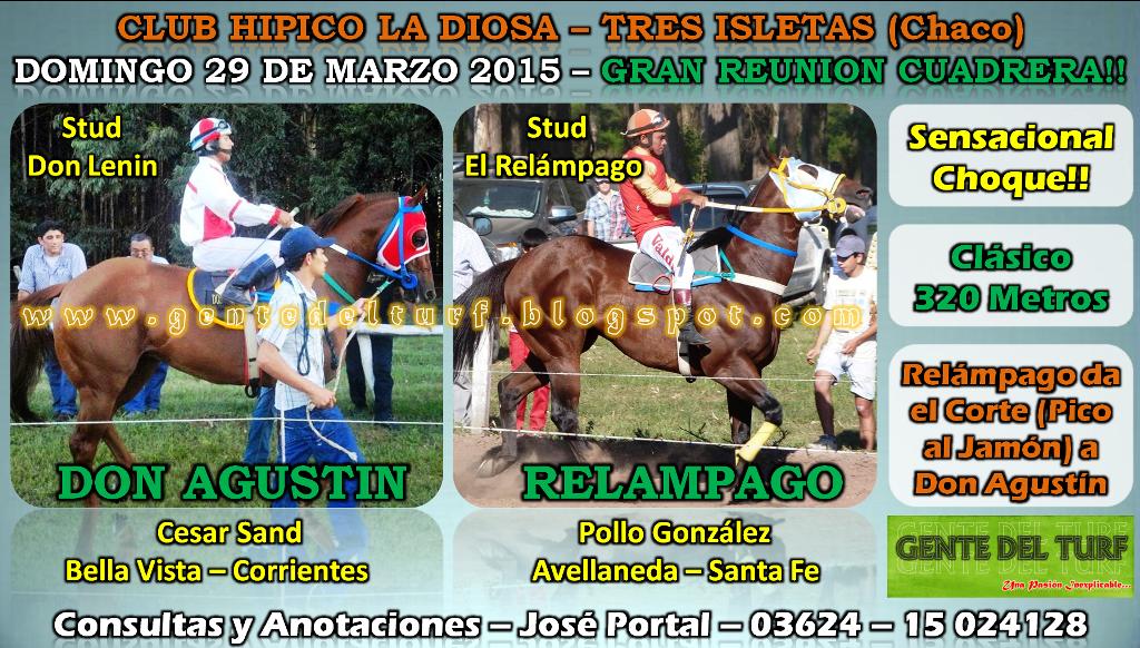 Tres Isletas 29-03 Clasico Central