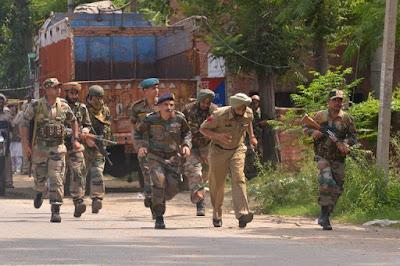 Dinanagar, Gurdaspur Terrorist Attack