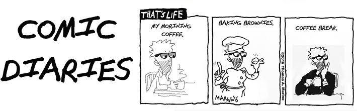 THAT'S LIFE COMIC DIARIES