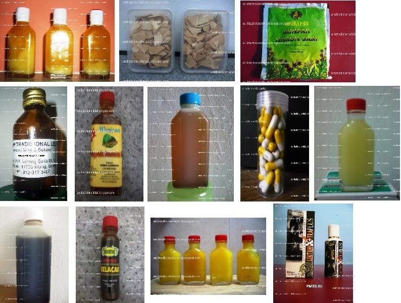 minyak Bahan Bahan Yang Digunakan Untuk Pemulihan Urat Saraf Dalam Rawatan Urut Tradisional