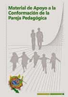pareja pedagógica-material apoyo