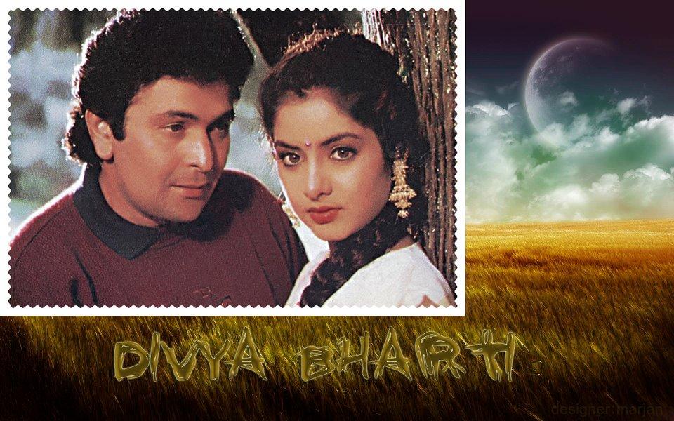 Divya Bharti Movie Photo