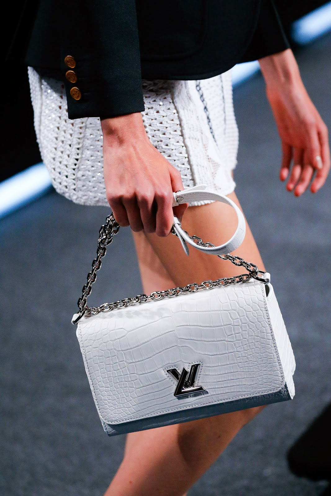 #PFW: Louis Vuitton's Spring/Summer 15 Bags Report