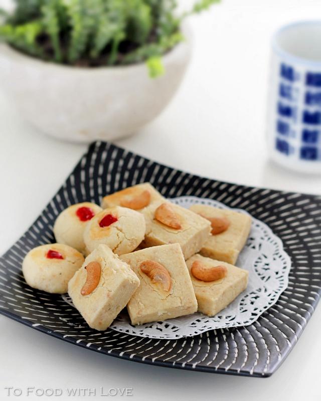how to make cashew cookies
