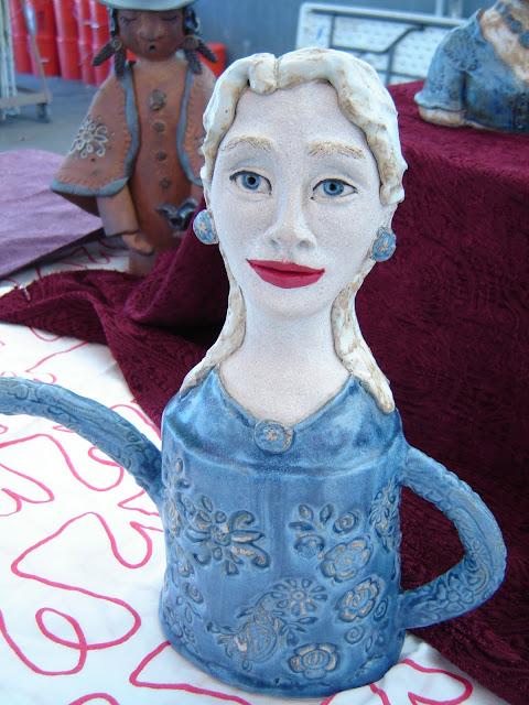 Tessie the Teapot