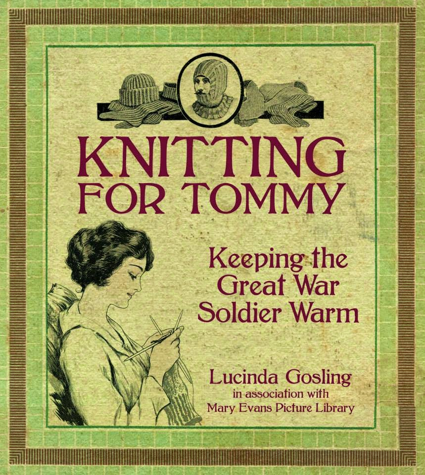 Knitting History Books : The vintage knitter knitting for tommy book review
