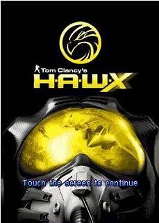 Tom Clancy's.H.A.W.X-Touchscreen 240x400