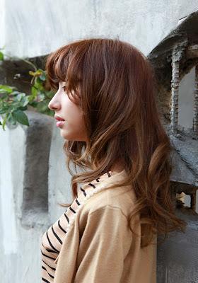 Gaya Rambut Wanita Korea Terbaru 2012